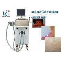 China High Speed Vacuum Assisted Diode Laser Treatment For Hair Removal , Small Size on sale