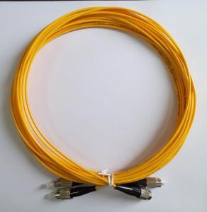 China duplex FC/PC-FC/PC fiber patch cord factory, cheap FC fiber patch cord on sale on sale