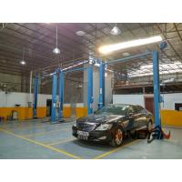 China Mechanical Lock Hydraulic Car Lift Durable Double Automotive Car Lifts on sale