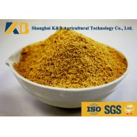 Quality None Salmonella Dried Fish Meal Powder Rich Protein Source For Dairy Industries for sale