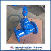 Quality bs5163 pn16 ductile iron manual gate valve for sale