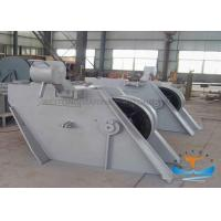 Quality Durable Cast Steel Roller Type Anchor Chain Stopper / Ship Mooring Equipment for sale