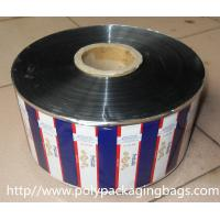 Quality Food Grad Automatic Packaging Film In Rolls With Customized Design For Chips for sale