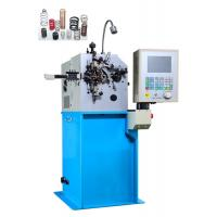 Quality Helical CNC Spring Machine Unlimited Wire Feeding Length 220V 3P 50/60 Hz for sale