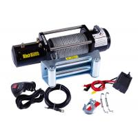 China Single Line 2000-9500 Lbs Portable Atv Winch 24v / 12v Electric Winches For Atv on sale