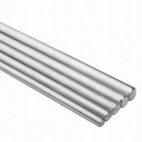 Quality 316 Round Steel Bars, Cold-drawn Bright Surface Finish for sale