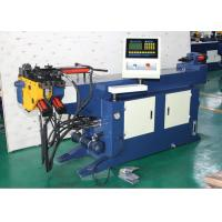 Quality Full Automatic Hydraulic Pipe Bending Equipment Forming Round Steel Bar for sale