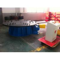 Quality Manual Horizontal Rotary Table / Rotary Work Table Positioners for sale