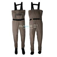 Quality Waterproof breathable chest fishing wader -1 for sale