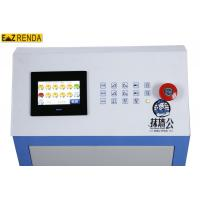 Quality 70KGS Smart Control Concrete Wall Plastering Rendering Machine Waterproof 220V Single Phase for sale