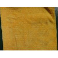 Buy cheap Knitted checked cloth colorful magic 30*40 printed custom microfiber quick dry towel from Wholesalers