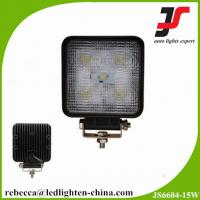 China Hot sale 12v automotive portable 15w led work light for trucks from china supplier on sale