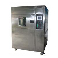 Quality Energy Saving Double Duty Fast Temperature Change Environmental Thermal Shock Test Chamber for Military Industry for sale