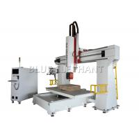 Quality Automated Entry Level 5 Axis Cnc Router Machine European OSAI Control System for sale