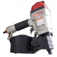 Quality 5.0-6.0 mm Nails Head Coil Nail Gun Aluminum Body Founded 3.35mm*130mm*295mm for sale