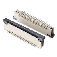Flat Flex Cable Connector : Mm pitch ffc connector drawer type flexible