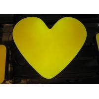 Quality 3D Resin LED Illuminated Channel Letter Signs With LED Modules / LED Strips Source for sale
