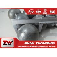 Quality Super Ball Mill Media / Grinding Media Steel Balls For Gold Mine Cement Plant for sale
