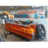 Buy cheap Durable Baling Press Machine , Scrap Metal Baler 125 Tons Baling Force from wholesalers