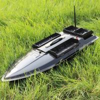 Quality Large Bait Capacity  RC Fishing Boat with  Wireless Sonar GPS for sale