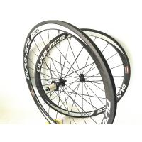 Super Light V Brake Carbon Road Race Wheels 38mm 45mm Clincher Tubular
