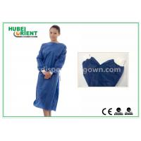 Buy cheap Operating Room Disposable Surgical Gowns , Disposable Hospital gowns from wholesalers