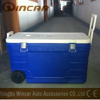 Quality Professional 4X4 Off-Road Accessories Portable Food Cooler Box EPS Insulation Material for sale