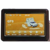 Quality 5 Inch Touchscreen GPS Car Navigation, Sat Nav with GPS Maps for Win CE 6.0, Bluetooth, AV-IN, ISDB-T function for sale