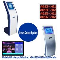 Quality Web Based Bank Wireless Waiting Token Number Queue Management System for sale
