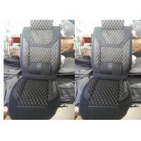 Quality Embroidery Custom Made Car Seat Covers , Waterproof Car Seat Protector Covers for sale