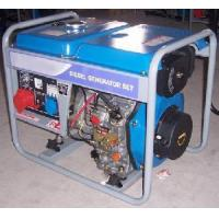 Buy cheap Diesel Generator, Air Cooled, 4.6kw/5kw (ADP6500E) from wholesalers