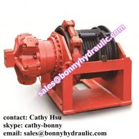 Quality dredger hydraulic winch / hoisting winch manufacturer for sale