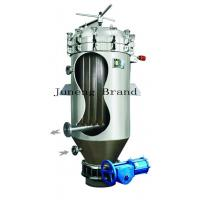 Quality Stainless Steel Vertical Leaf Filter Pressure Filtration System For Water Treatment for sale