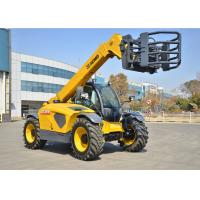 Quality High Efficiency XC6-3007 Telescopic Boom Forklift / Telehandler Safety Deutz Engine Fork Length 1200mm for sale