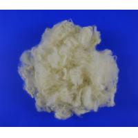 Quality Good Elasticity Functional Polyester Staple Fiber 10D*76MM For Spinning / Now - Woven for sale