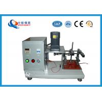 Quality Stainless Steel Abrasion Testing Equipment , Abrasion Resistance Testing Machine for sale