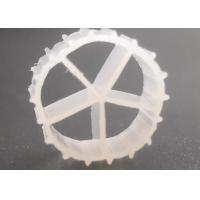 Quality Virgin HDPE Material MBBR Bio Media 10*7mm Size For Long Service Life for sale