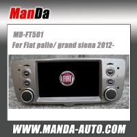 Quality Manda car gps navigation for Fiat palio/ grand siena 2012-2013 in-dash head unit touch screen dvd gps auto radio for sale