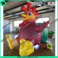 Quality Inflatable Rooster,Inflatable Chicken,Chinese New Year Inflatable Rooster Zodiac for sale