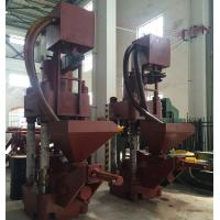 Quality Vertical PLC Control Hydraulic Briquette Press Machine For Metal / Cooper Chip for sale