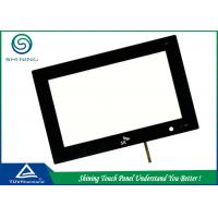 Quality 4 Wire Smart Home Touch Panel / 10 Inch Touch Screen High Sensitivity for sale