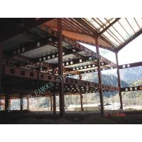 Quality CE ISO Certificated Pre-engineered Industry Steel Building For NZ/AS Standard for sale