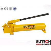 China Double acting hydraulic hand pump on sale