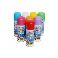 Quality Children's Party Tinplate Can TUV 250ml Artificial Snow Spray for sale