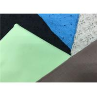 China Customized Pure 100% Twill Dyed Cotton Fabric Colored Cloth For Garments Beddings on sale