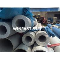 Quality Hot Rolled Seamless Stainless Steel Pipe ASTM A213 Grade 202 SS Pipe for sale