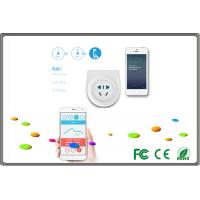China home automation systems Wifi smart plug Control By Smart Phone / iPad / PC on sale