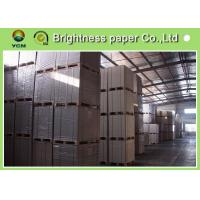 Quality CCNB Coated Board Paper Grey Back For Making Boxes Good Stiffness for sale