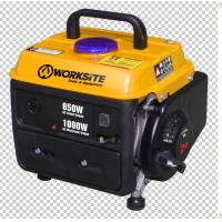 Multi Color Small Gas Powered Generator Worksite 385×315×330mm For Home