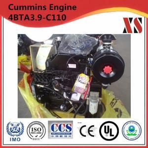 China Cummins Industry Diesel Engine 4BTA3.9-C110 on sale